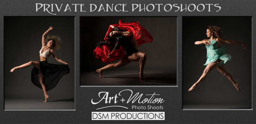 DSM Art and Motion Header